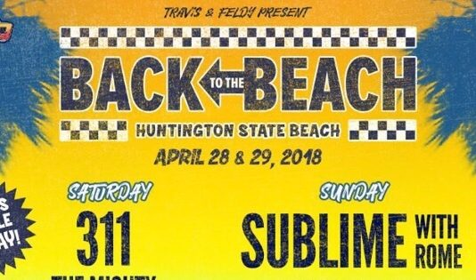 Back To The Beach Festival