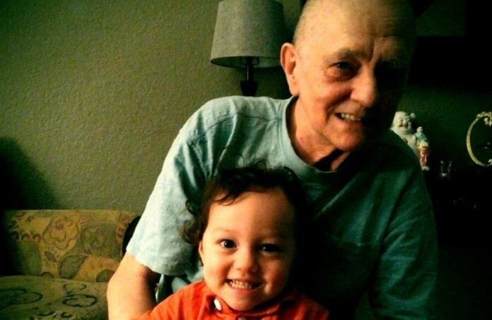 Pai e Filho de Billy Corgan