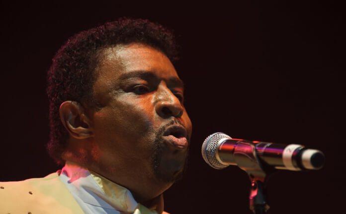 Dennis Edwards em 2012