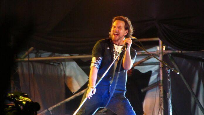 Eddie Vedder no Morumbi, 2011