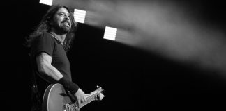 Foo Fighters no Maracanã