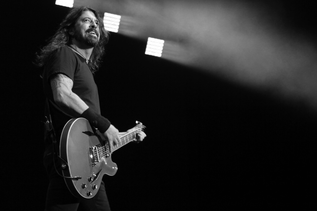 Foo Fighters no Maracanã