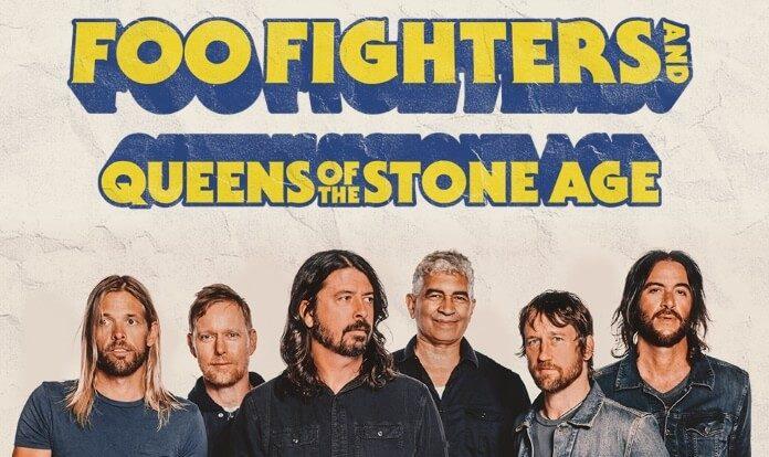 Foo Fighters e QOTSA no Brasil