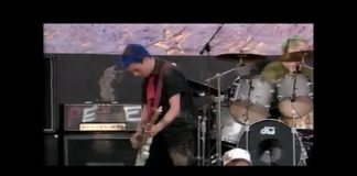 Green Day no Woodstock 1994