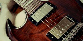 Vendas de guitarras caem drasticamente