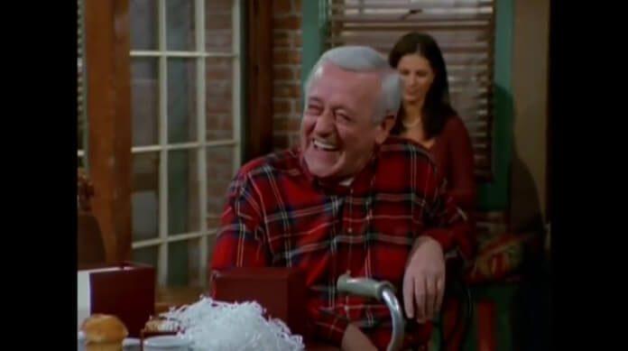 John Mahoney em Frasier