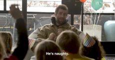 Liam Gallagher é entrevistado por crianças