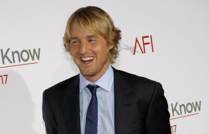 Owen Wilson em 2010