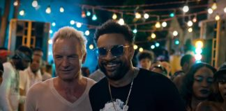 "Shaggy & Sting - ""Don't Make Me Wait"""