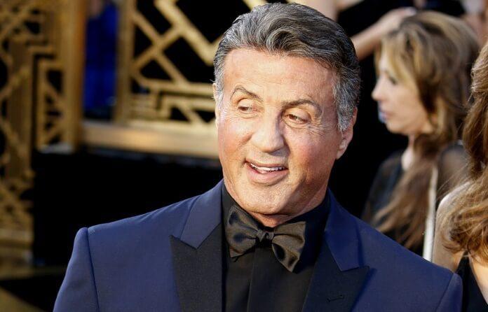 Sylvester Stallone em 2016