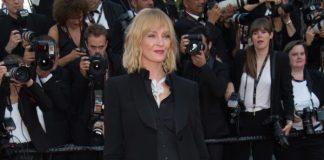 Uma Thurman em Cannes, 2017