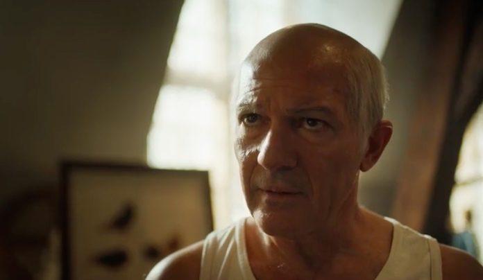 Antonio Banderas como Pablo Picasso em Genius