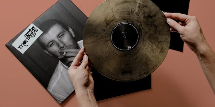 Arctic Monkeys - relançamento no Vinyl Me, Please