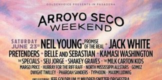 Arroyo Seco Weekend 2018 - capa