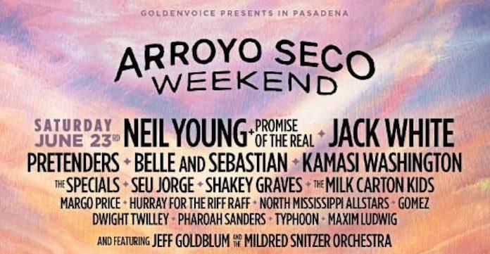 Arroyo Seco Weekend 2018 - capa