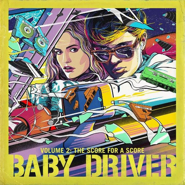 Baby Driver Volume 2- The Score For a Score