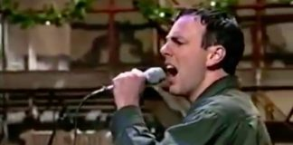 Bad Religion no David Letterman, 1994