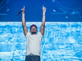 Chance The Rapper Lollapalooza M Rossi