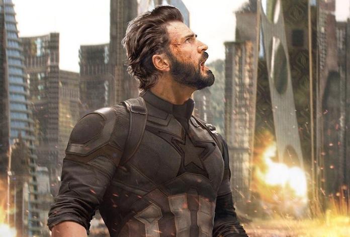 Vingadores 4 será o último filme de Chris Evans como Capitão América