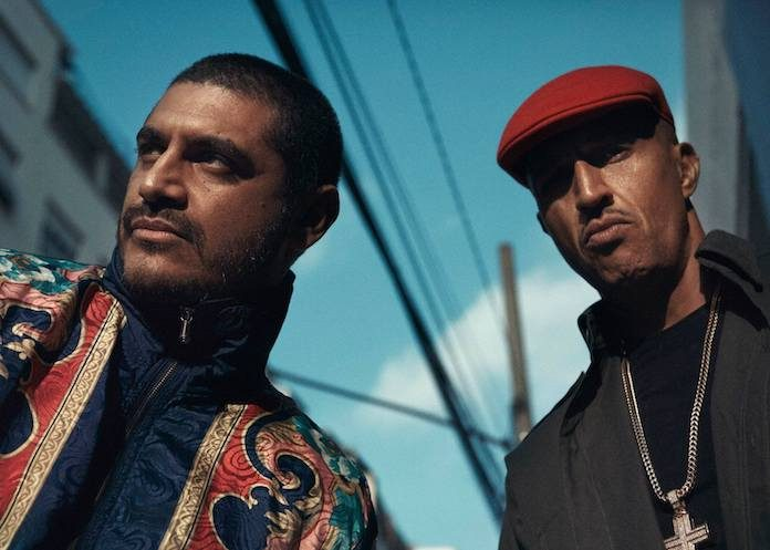 Criolo e Mano Brown