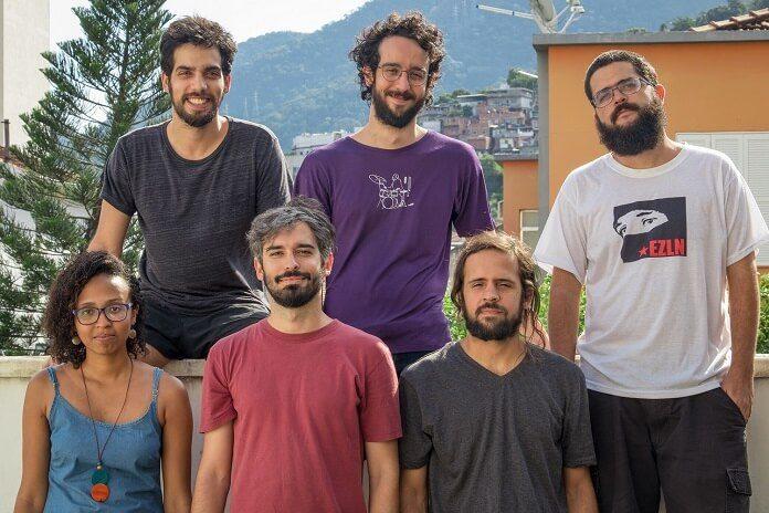 El Efecto passeia do samba ao metal em novo disco