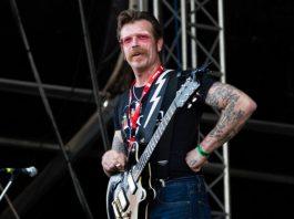 Jesse Hughes, do Eagles Of Death Metal