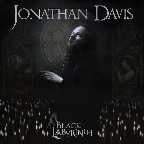 Jonathan Davis - Black Labyrinth capa