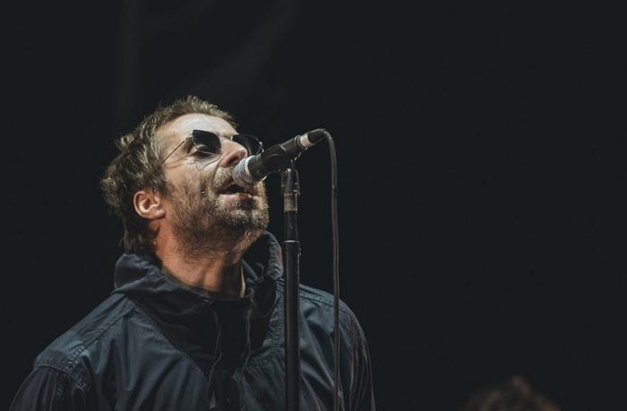 Liam Gallagher no Lollapalooza Brasil