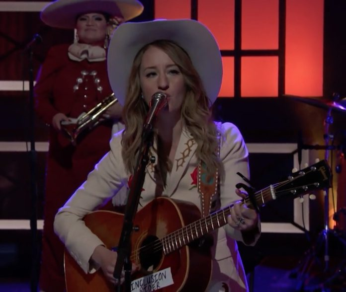 Margo Price na TV