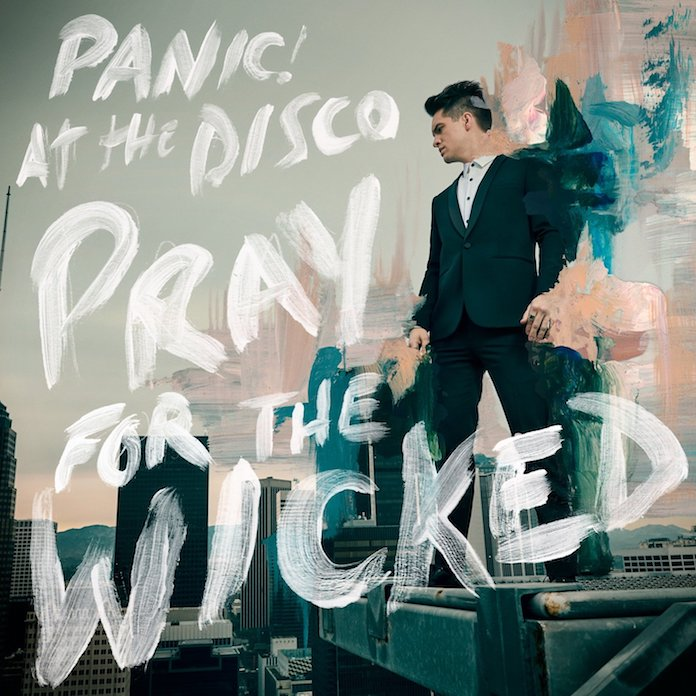 Panic! at the Disco - Pray For The Wicked capa