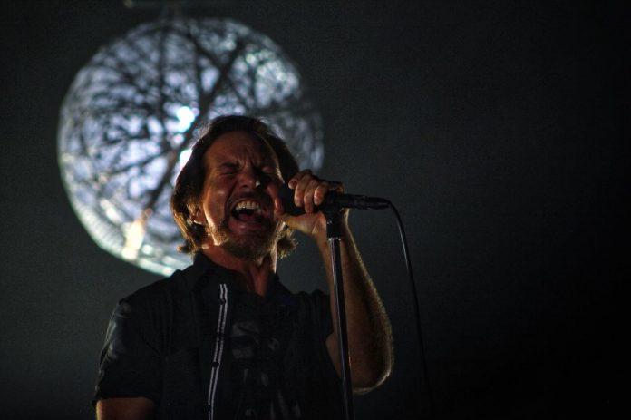 Pearl Jam no Lollapalooza Brasil 2018