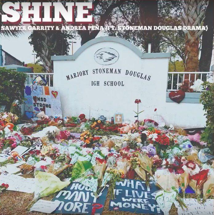 Shine - canção escrita por vítimas do atentado em Parkland