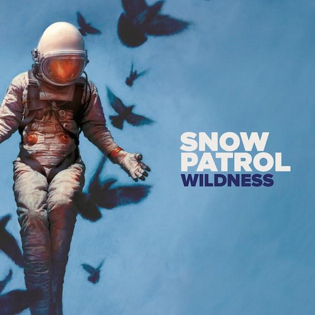 Snow Patrol - Wildness capa