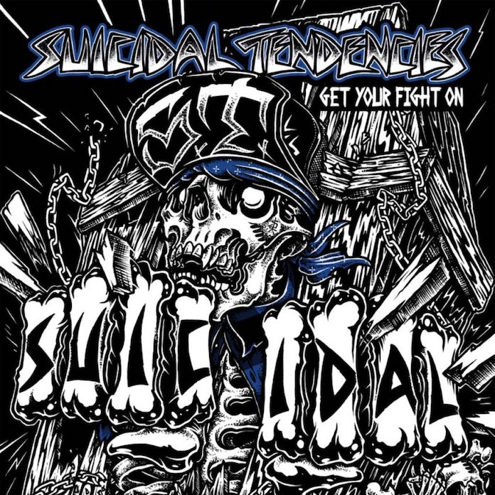 Suicidal Tendencies - Get Your Fight On EP
