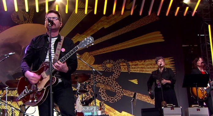 The Decemberists no programa de Jimmy Kimmel