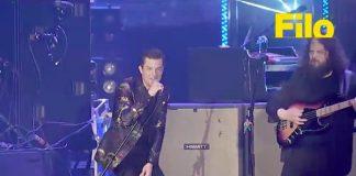 The Killers no Lollapalooza Argentina