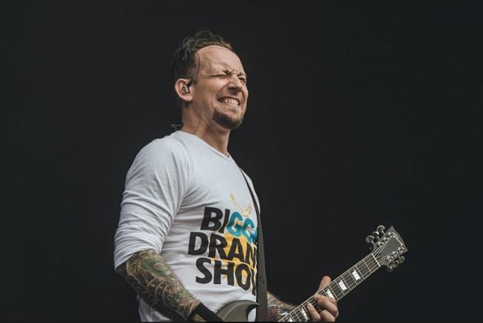 Volbeat no Lollapalooza Brasil