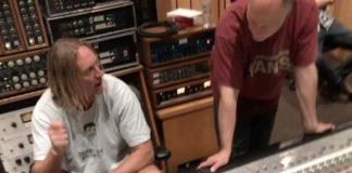 Tool no estúdio