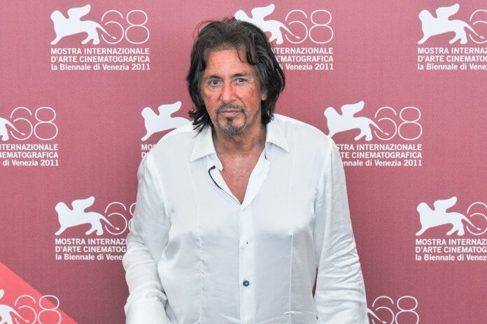 Al Pacino em 2011