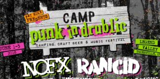 Camp Punk In Drublic 2018