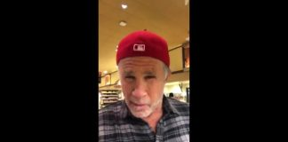 Chad Smith come pimenta