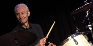 Charlie Watts, baterista do Rolling Stones