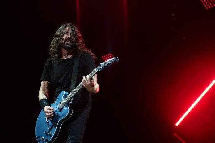 Dave Grohl em Curitiba