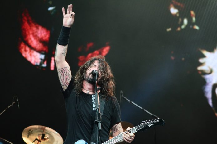 Foo Fighters em Curitiba, 2018