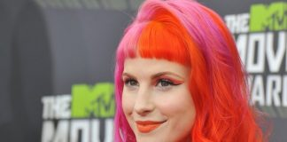 Hayley Williams em 2013