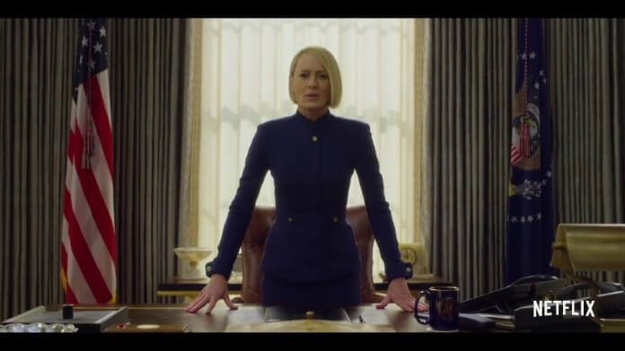 Teaser de House Of Cards