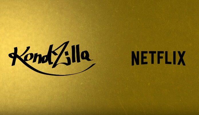 Kondzilla e Netflix