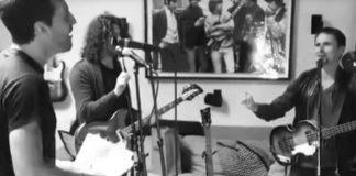 Matt Bellamy, Miles Kane, Ilan Rubin
