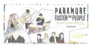 Paramore e Foster The People