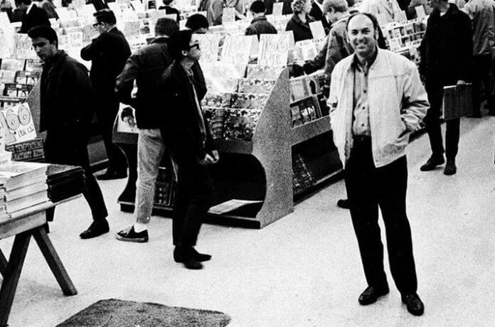 Russ Solomon na Tower Records